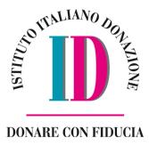 """Featured image for """"Rinnovo del marchio """"Donare con Fiducia"""""""""""
